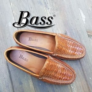 Men's Bass Wade Style woven loafer